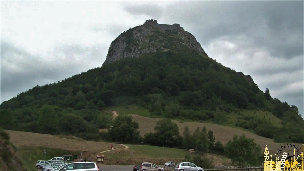 Castillo Montsegur (Francia)