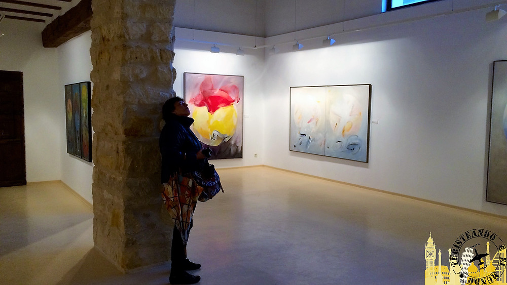 Rubielos de Mora. Teruel (Aragón). Museo Salvador Victoria