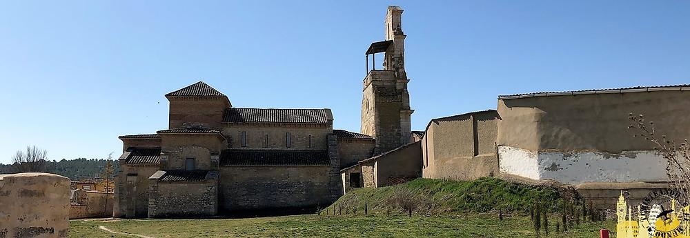 Iglesia de San Cipriano en San Cebrián de Mazote, Valladolid