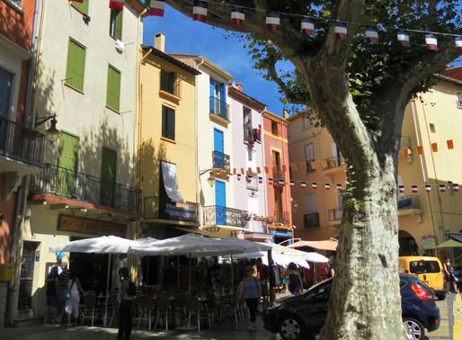 Collioure, el último verso de Machado. Francia