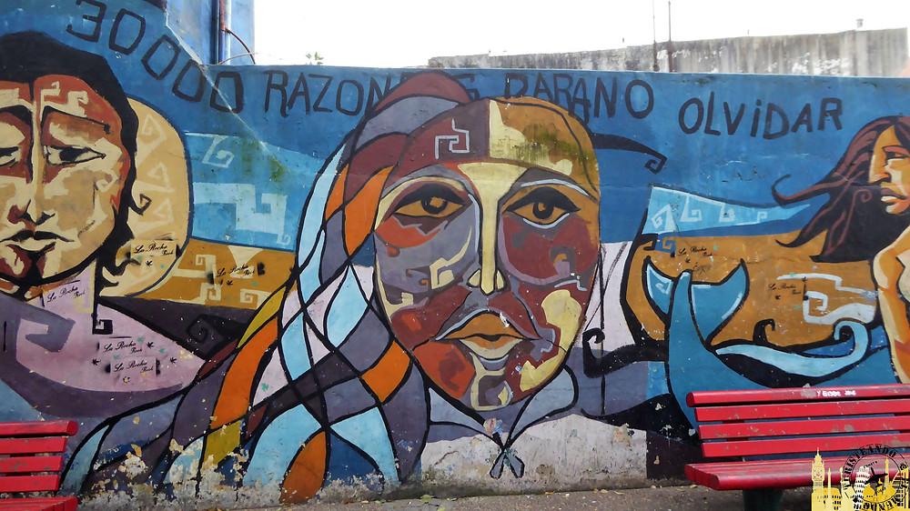 Caminito. Barrio de La Boca (Buenos Aires)
