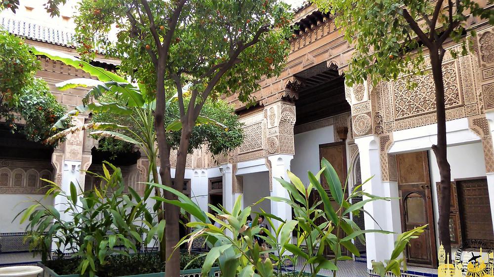 Palacio de Bahia, Marrakech (Marruecos)
