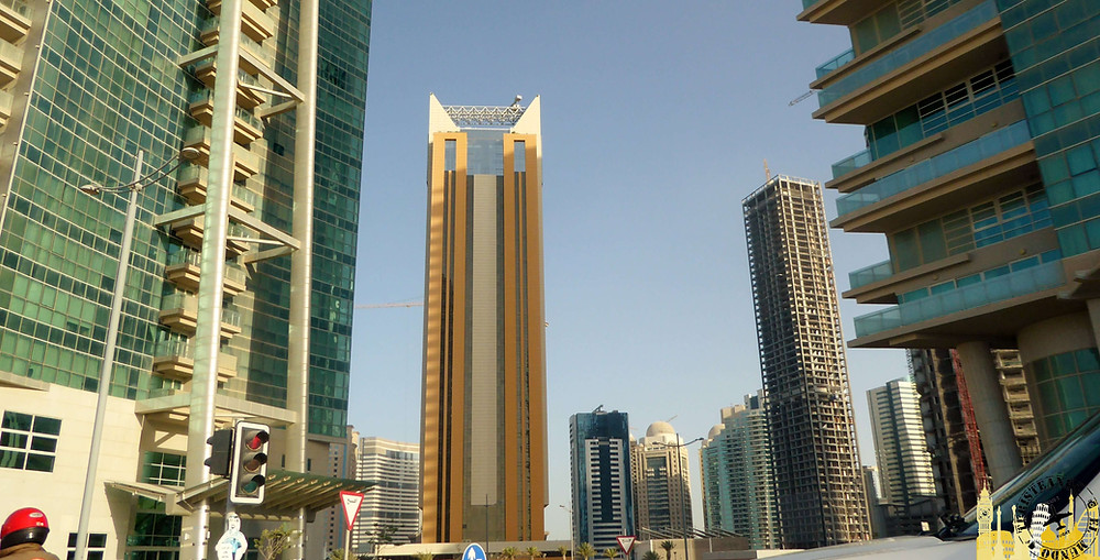 Centro financiero Doha