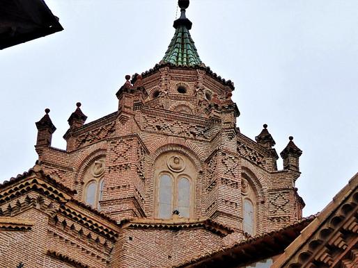 Teruel (UNESCO) la joya del mudéjar en Aragón (España)