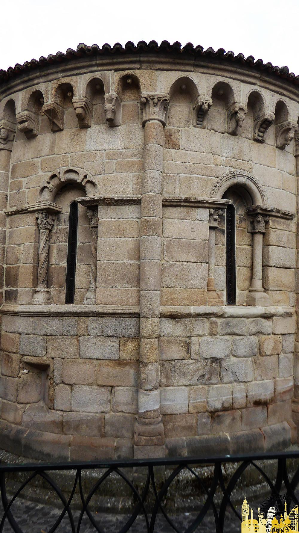 Iglesia de Santiago de Allariz (Ourense-España)