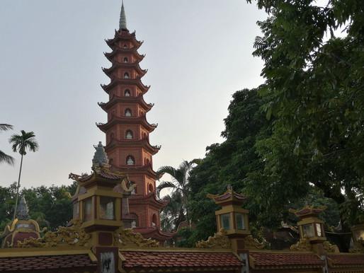 Qué ver y visitar en Hanoi, la capital de Vietnam.