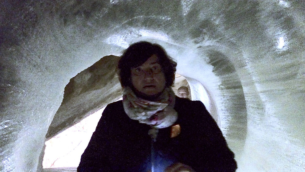 Dobšinská ľadová jaskyňa (Eslovaquia)