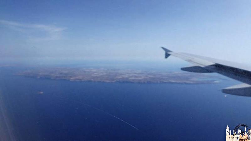 Malta desde el aire