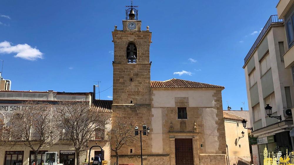 Tomelloso (Castilla la Mancha). Iglesia de la Asunción