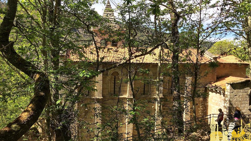 Monasterio de Santa Cristina (Ribas de Sil). Ourense