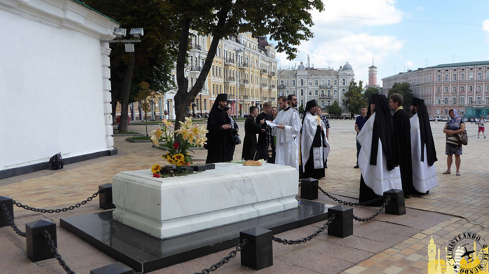 Santa Sofia de Kiev (Ucrania)