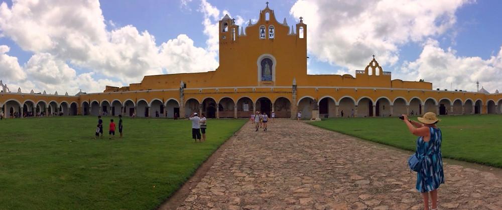 Izamal (Yucatán-México)