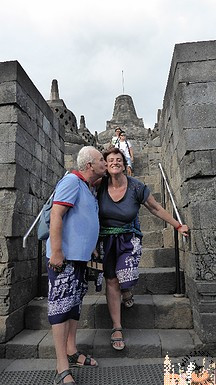 Templo de Borobudur (Java)