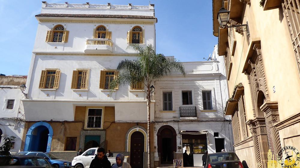Casablanca (Marruecos). Medina Vieja
