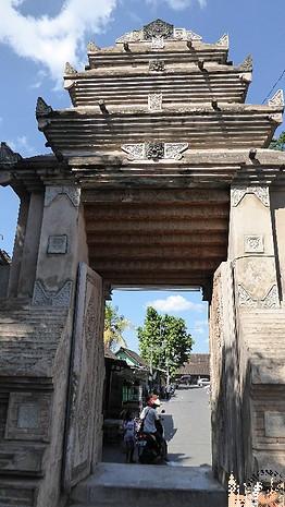 Antiguo Palacio real Kota Gede (Java)
