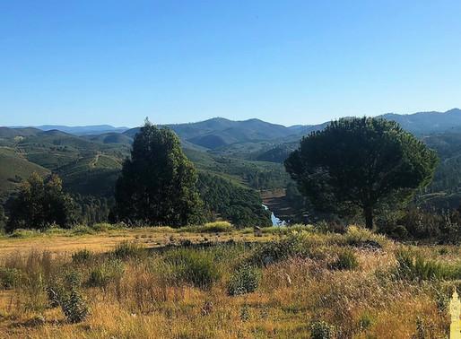 Aracena y su sierra (UNESCO). Andalucía (España)