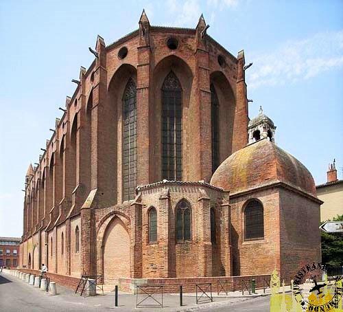 Convento Jacobinos (Toulouse)