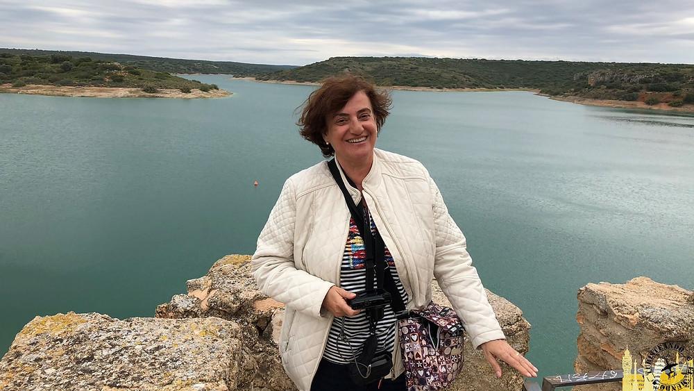Presa de Peñarroya. Castilla La Mancha