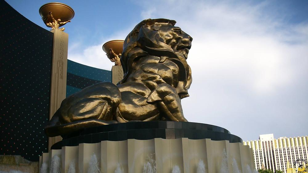 Hotel MGM Grand. Las Vegas (Estados Unidos)