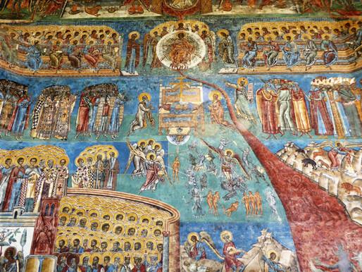 Las Iglesias pintadas de Bucovina (Unesco). Rumania