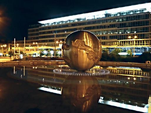 Bratislava, la noche más bella (Eslovaquia)