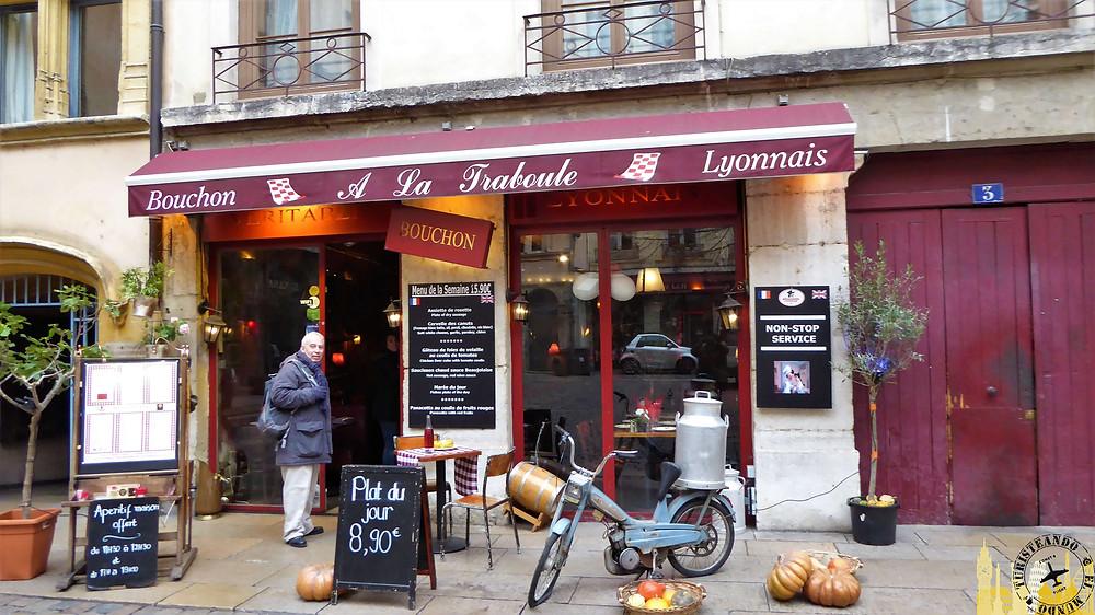 Bouchon de Lyon (Francia)