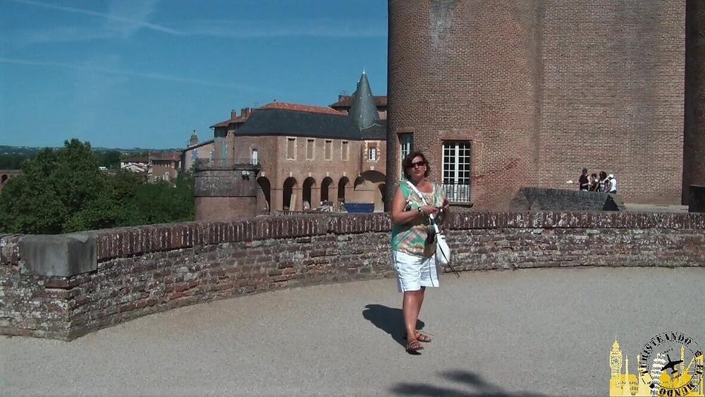 Palacio de Berbie. Albí (Francia)