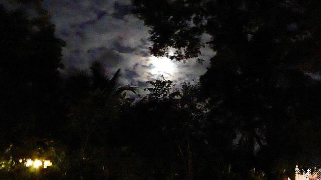 Noche en Nusa Dua