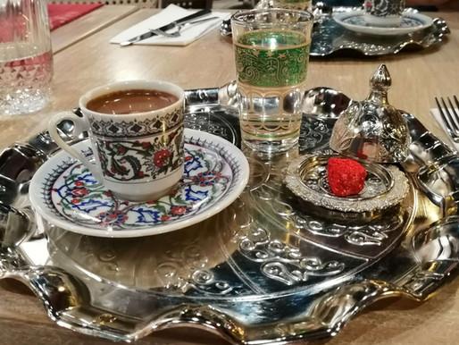 La cultura y tradición del café turco (Unesco).Turquía