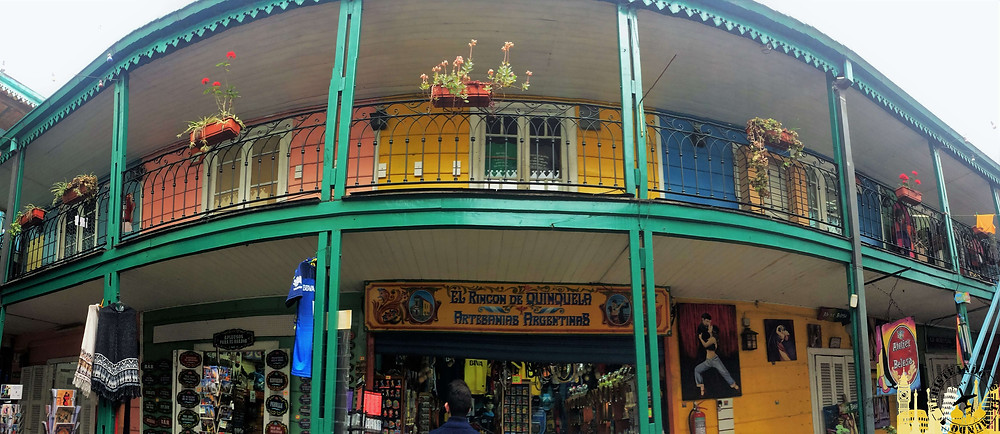 Fileteado porteño. Argentina