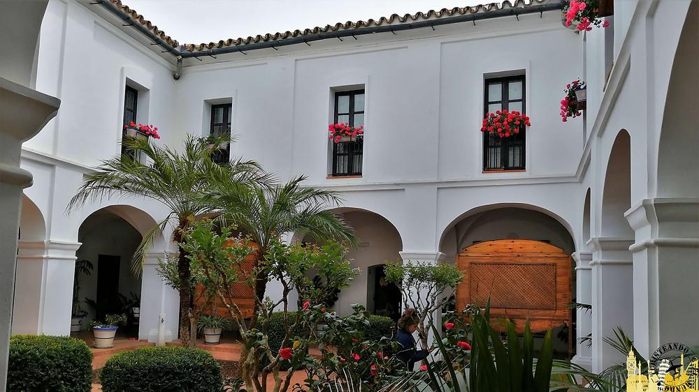 Monasterio de la Rábida. Palos de la Fontera (España)