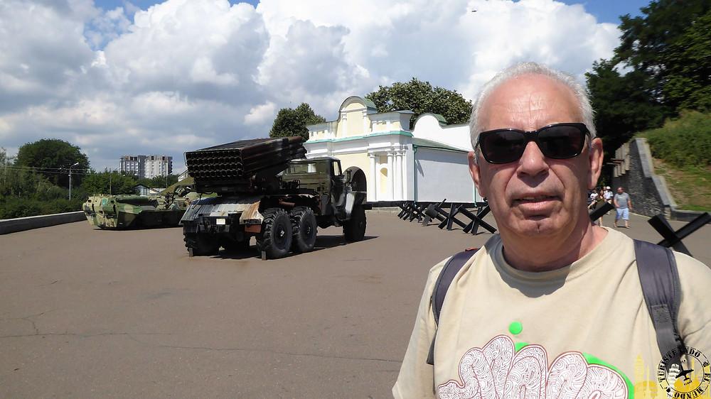 Museo de la Gran Guerra Patria, Kiev (Ucrania)