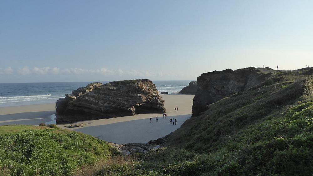 Playa de las Catedrales (Lugo - España)