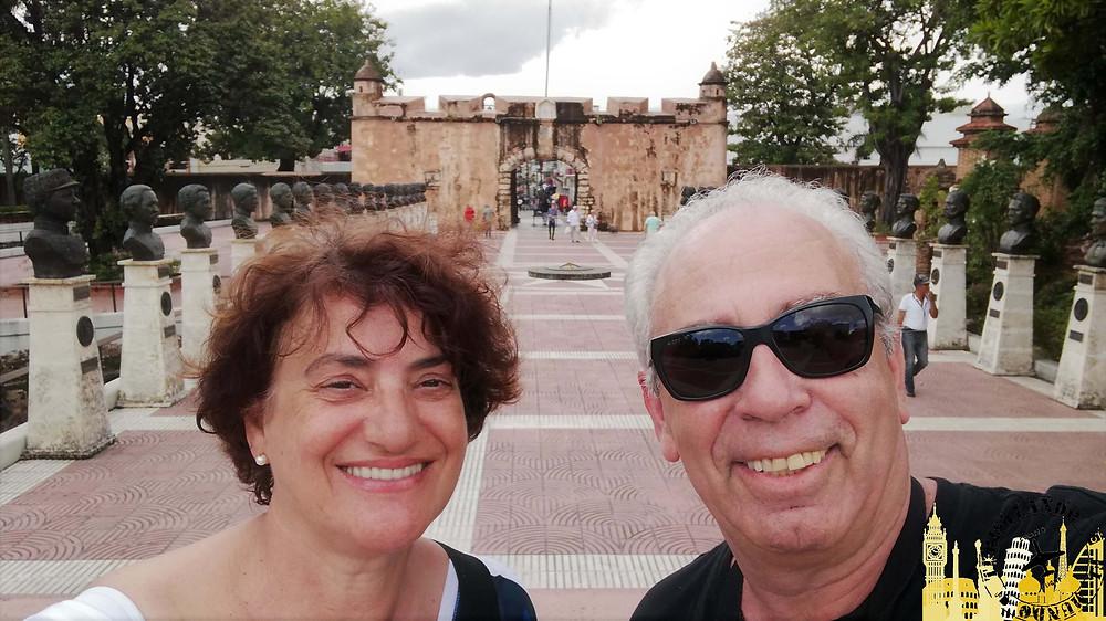 Puerta del Conde. Santo Domingo (Rep. Dominicana)