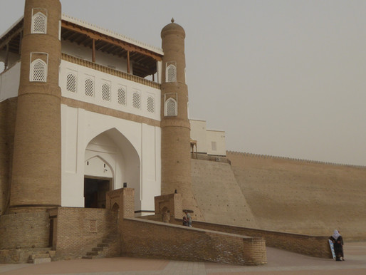 Bujará (UNESCO), la bella Ciudad Santa de Uzbekistán