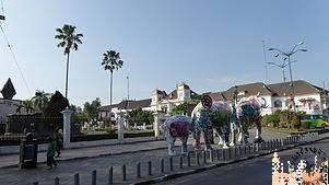 Plaza de Alun-Alun Utara