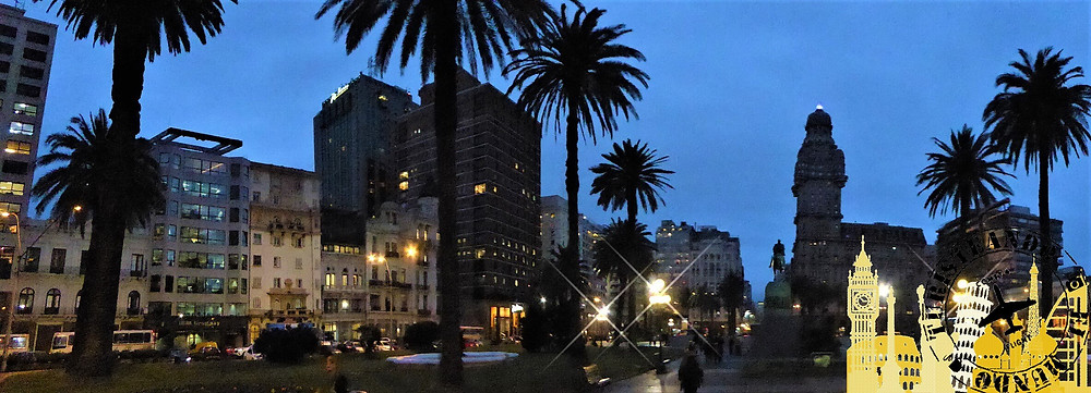 Plaza Independencia. Montevideo (Uruguay)