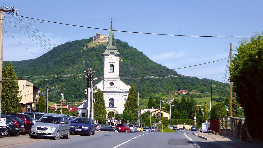 Ruta Kosice-Bardejov (Eslovaquia)