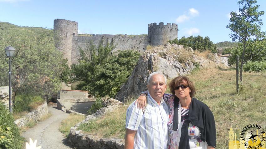 Castillo Villerouge (Francia)