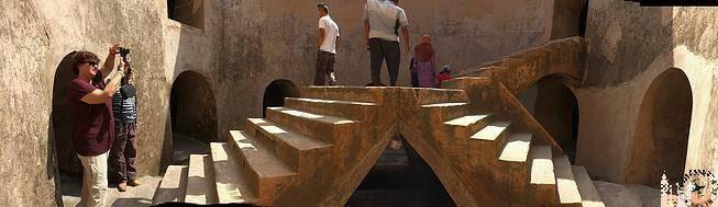 Sumur Gumuling Mezquita Yogyakarta