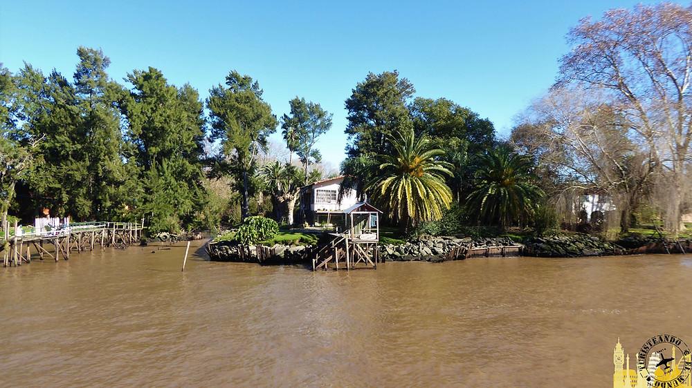 Delta Paraná. Tigre (Argentina)