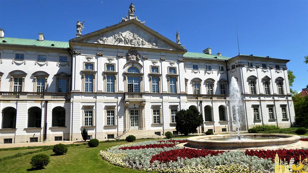 Palacio Krasinski, Varsovia (Polonia)
