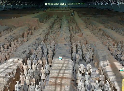 Los Guerreros de Terracota (UNESCO). Cómo ir y cómo visitar su museo. Xi´an (China)