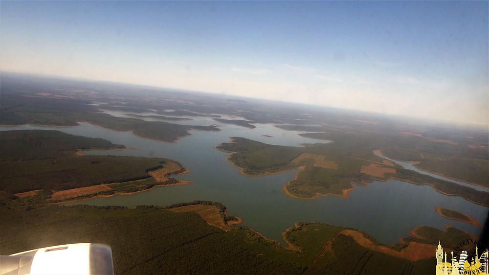 Cataratas Iguazú desde el aire
