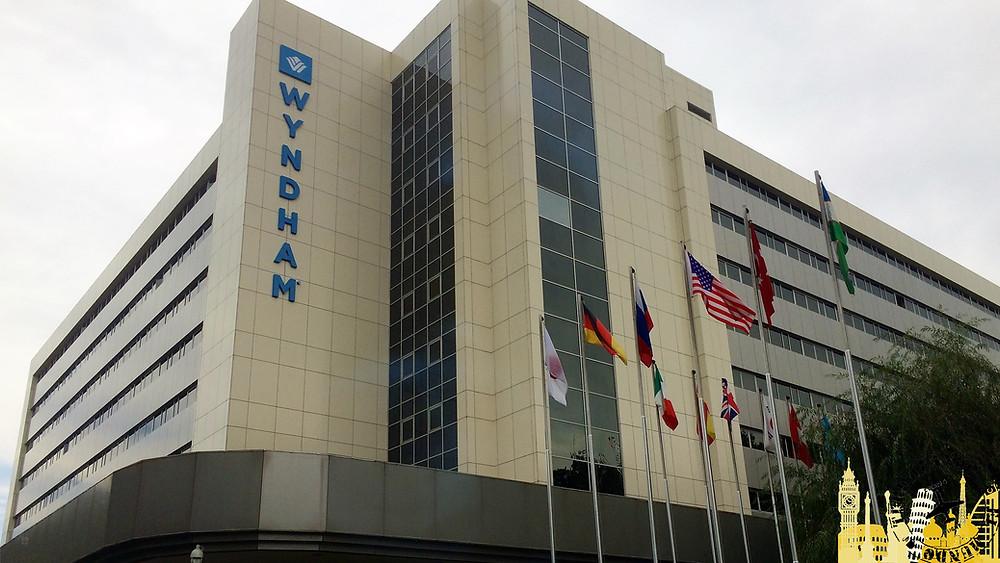 Hotel Wyndham Taskent (Uzbekistán)