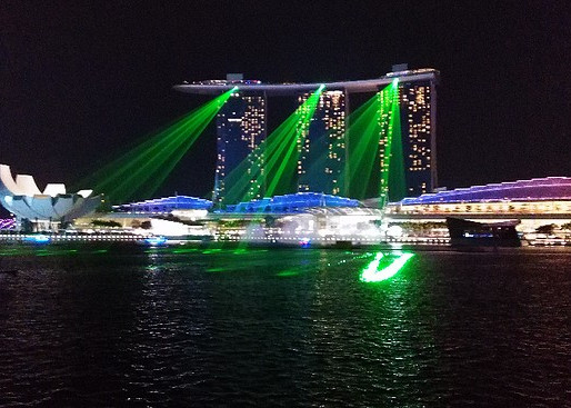 Singapur, la perla de Asia