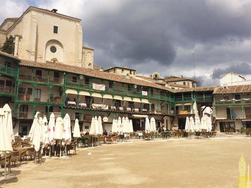 Chinchón, una de las joyas de la Comunidad de Madrid. España