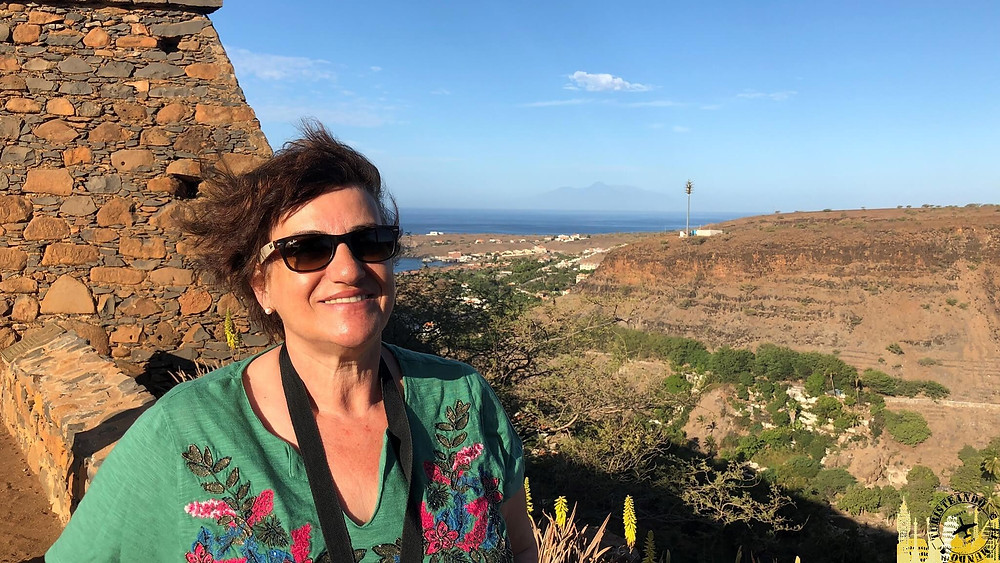 Fortaleza Sao Felipe. Isla de Santiago (Cabo Verde)