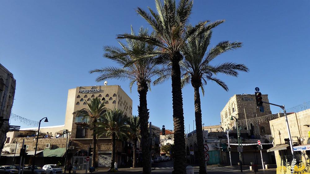 Jaffa. Tel Aviv (Israel). Plaza del Reloj