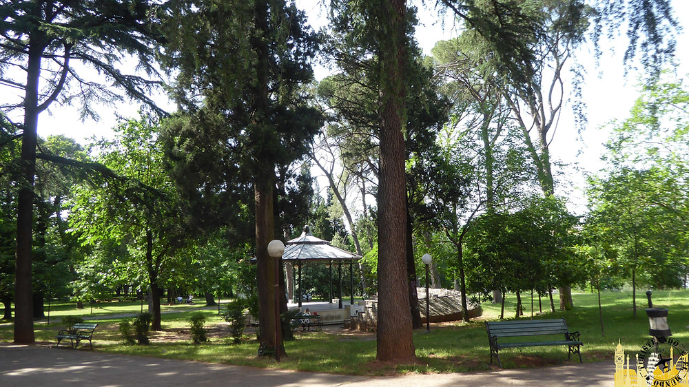 Parque Krusevac. Podgorica (Montenegro)